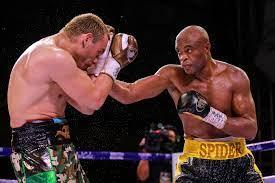 Anderson Silva ganha na estreia no Boxe