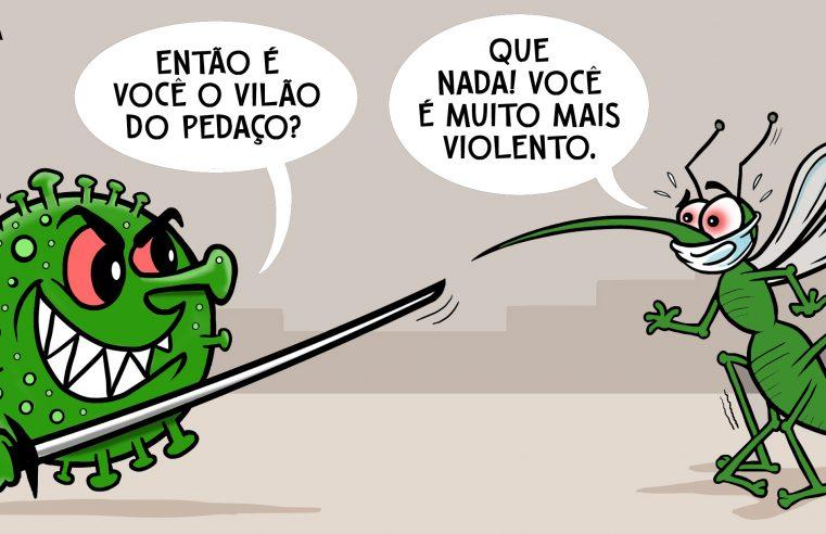 Covid x Dengue