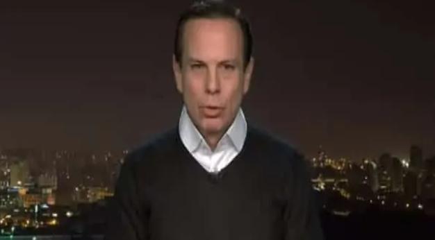João Doria deixa Monalisa Perrone vermelha após gracinha ao vivo na CNN Brasil