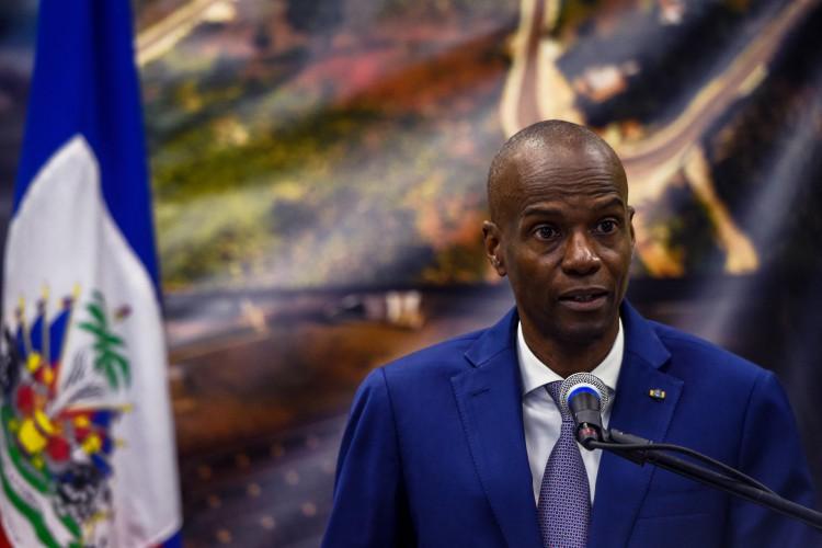 Presidente do Haiti é assassinado dentro de casa