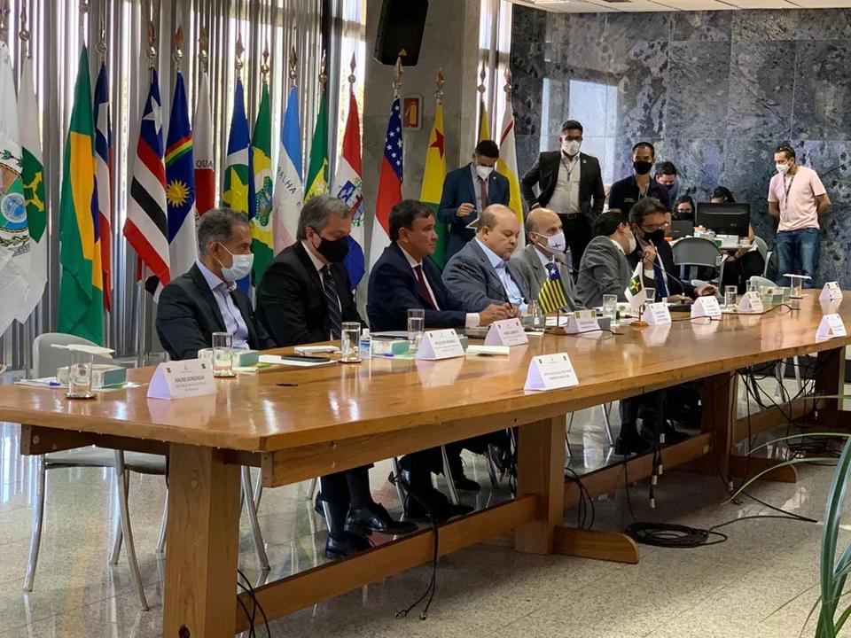 Governadores exigem de Bolsonaro, respeito ao Pacto Federativo seja honrado