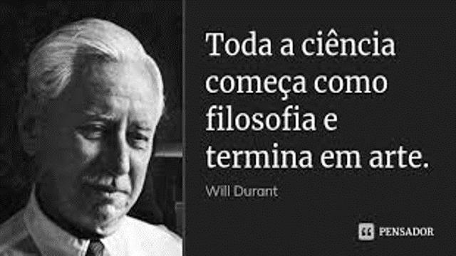 Filosofia: Will Durant