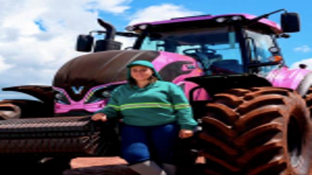 Mulher – Presença no Agronegócio