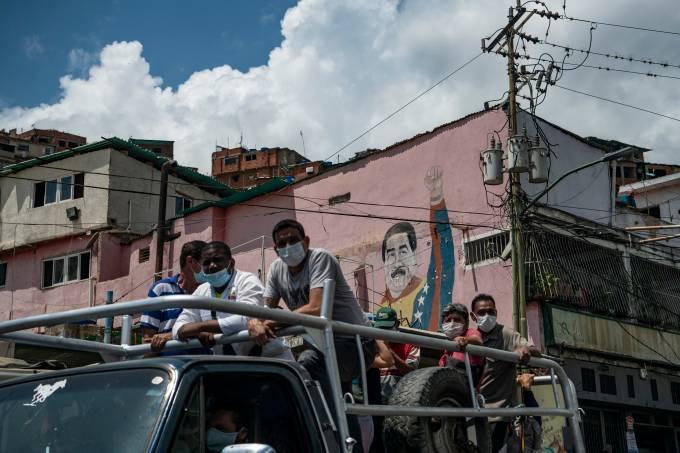 Três a cada quatro venezuelanos vivem na pobreza