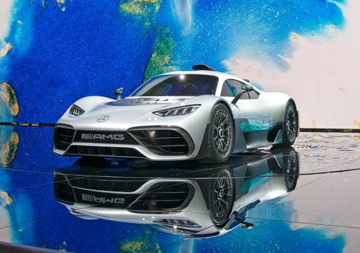 Com tecnologia da F1, hipercarro One, da Mercedes, entra em fase de testes finais