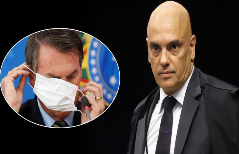 """Alexandre de Moraes nega acordo para salvar bolsonaristas: """"aguardem os inquéritos"""""""