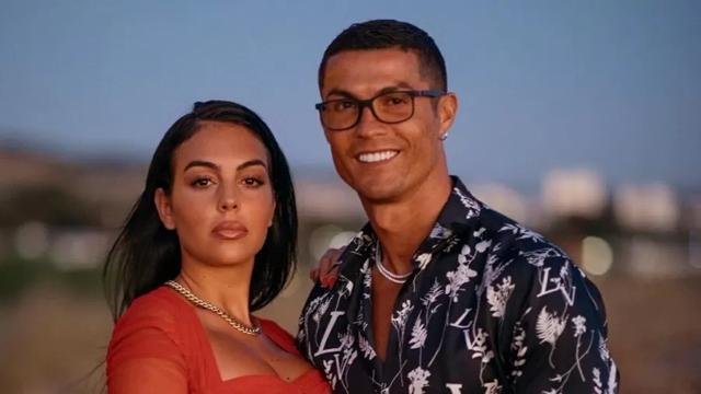 Georgina, mulher de Cristiano Ronaldo, o proíbe de trocar lâmpadas na mansão