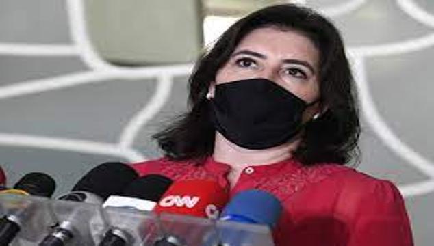 MDB quer lançar Simone Tebet pré-candidata à Presidência