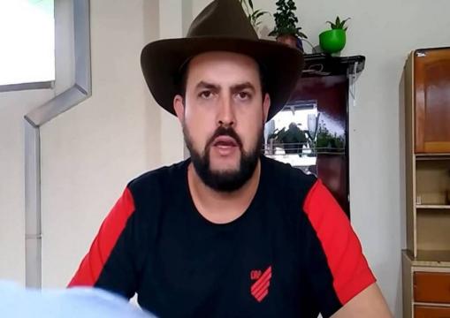 Zé Trovão pediu refúgio no México alegando perseguição política no Brasil