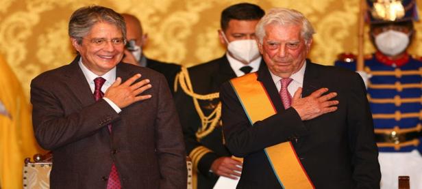 Vargas Llosa declara, América Latina precisa entender que o comunismo acabou