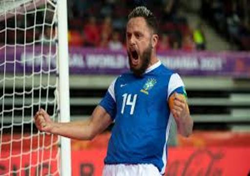 9×1 Brasil goleia o Vietnã na estreia do Mundial de Futsal