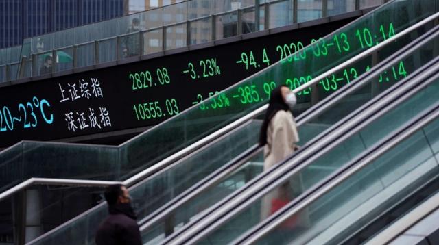 Chinavai criar uma nova bolsa de valores em Pequim