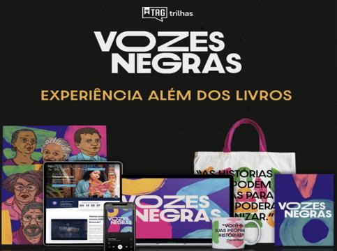 TAG Vozes Negras: vamos enegrecer nossas bibliotecas?