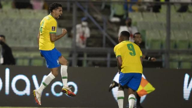 Brasil 3 x Venezuela 1